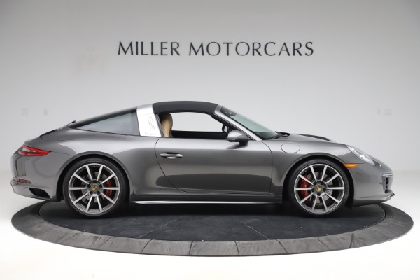 Used 2017 Porsche 911 Targa 4S for sale Sold at Alfa Romeo of Greenwich in Greenwich CT 06830 16