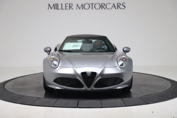 New 2020 Alfa Romeo 4C Spider for sale $78,795 at Alfa Romeo of Greenwich in Greenwich CT 06830 11
