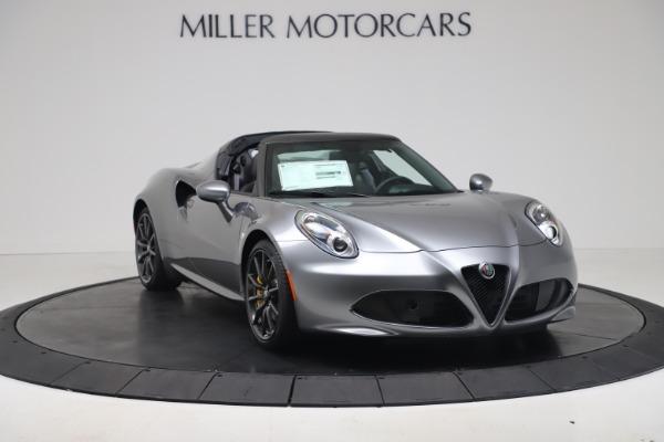 New 2020 Alfa Romeo 4C Spider for sale $78,795 at Alfa Romeo of Greenwich in Greenwich CT 06830 15