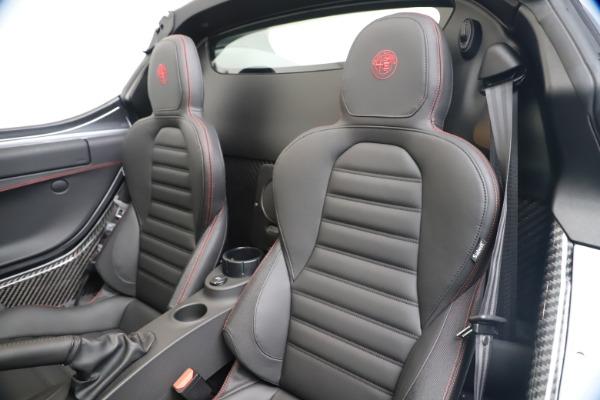 New 2020 Alfa Romeo 4C Spider for sale $78,795 at Alfa Romeo of Greenwich in Greenwich CT 06830 21