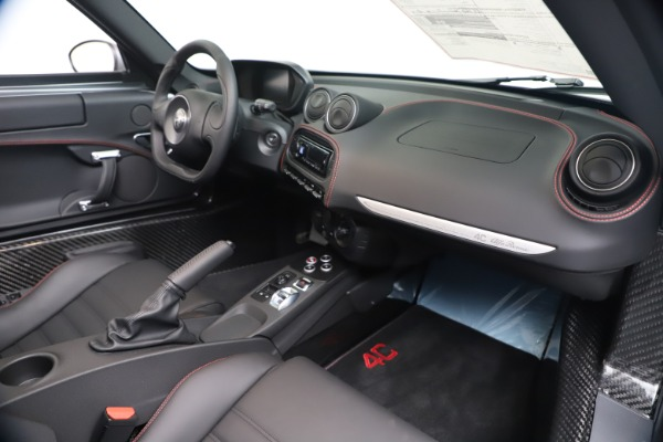 New 2020 Alfa Romeo 4C Spider for sale $78,795 at Alfa Romeo of Greenwich in Greenwich CT 06830 23