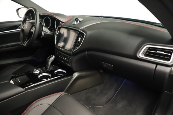 New 2020 Maserati Ghibli S Q4 GranSport for sale Sold at Alfa Romeo of Greenwich in Greenwich CT 06830 22