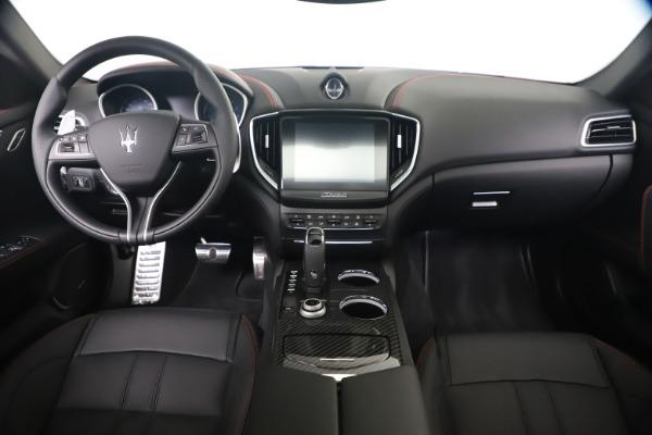 New 2020 Maserati Ghibli S Q4 GranSport for sale $95,785 at Alfa Romeo of Greenwich in Greenwich CT 06830 15