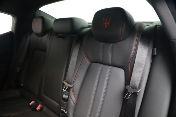 New 2020 Maserati Ghibli S Q4 GranSport for sale $95,785 at Alfa Romeo of Greenwich in Greenwich CT 06830 17