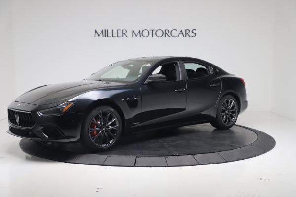 New 2020 Maserati Ghibli S Q4 GranSport for sale $95,785 at Alfa Romeo of Greenwich in Greenwich CT 06830 2