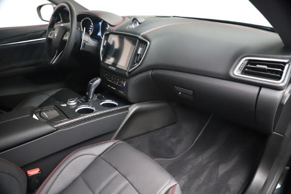New 2020 Maserati Ghibli S Q4 GranSport for sale $95,785 at Alfa Romeo of Greenwich in Greenwich CT 06830 21