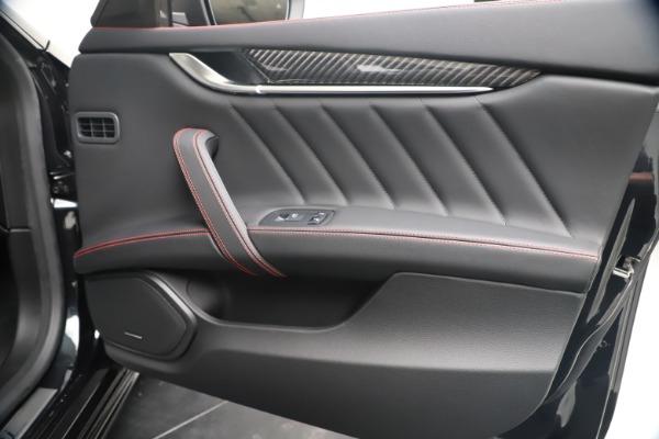 New 2020 Maserati Ghibli S Q4 GranSport for sale $95,785 at Alfa Romeo of Greenwich in Greenwich CT 06830 24