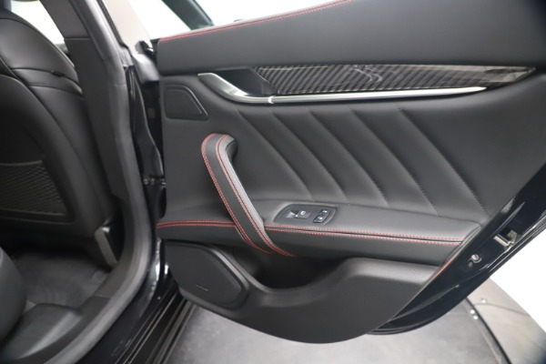 New 2020 Maserati Ghibli S Q4 GranSport for sale $95,785 at Alfa Romeo of Greenwich in Greenwich CT 06830 28
