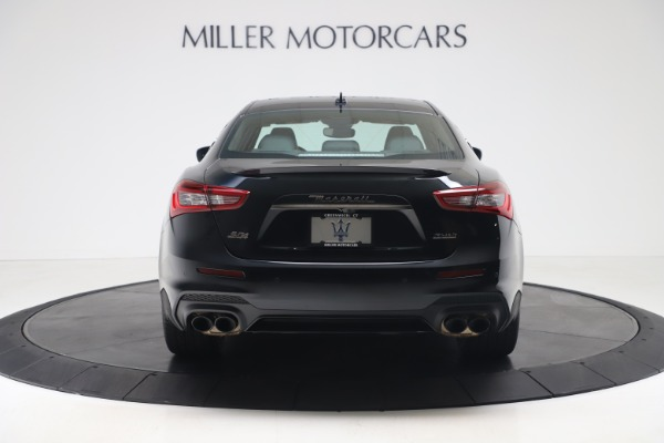 New 2020 Maserati Ghibli S Q4 GranSport for sale $95,785 at Alfa Romeo of Greenwich in Greenwich CT 06830 6
