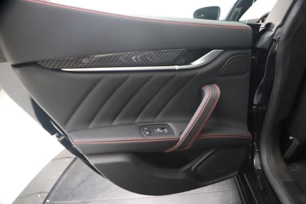 New 2020 Maserati Ghibli S Q4 GranSport for sale $95,785 at Alfa Romeo of Greenwich in Greenwich CT 06830 20