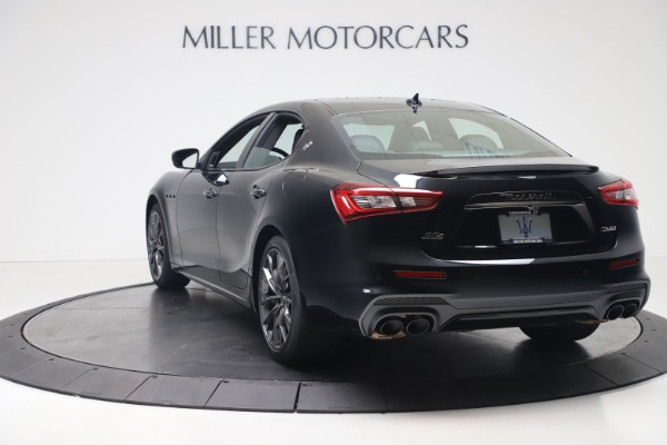 New 2020 Maserati Ghibli S Q4 GranSport for sale $95,785 at Alfa Romeo of Greenwich in Greenwich CT 06830 5