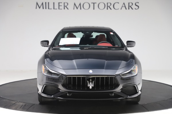 New 2020 Maserati Ghibli S Q4 GranSport for sale Sold at Alfa Romeo of Greenwich in Greenwich CT 06830 12