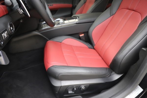 New 2020 Maserati Ghibli S Q4 GranSport for sale Sold at Alfa Romeo of Greenwich in Greenwich CT 06830 15