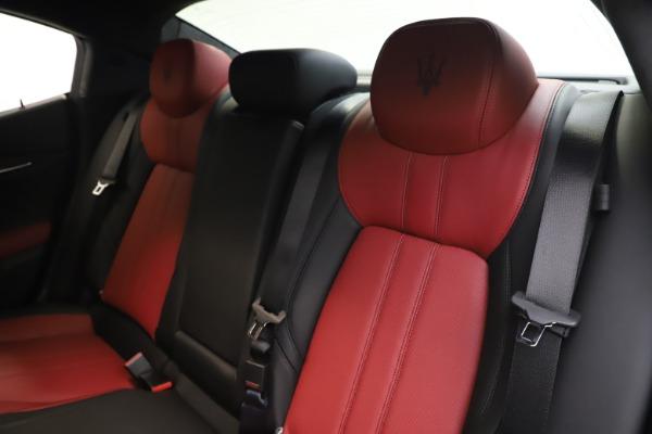 New 2020 Maserati Ghibli S Q4 GranSport for sale Sold at Alfa Romeo of Greenwich in Greenwich CT 06830 18