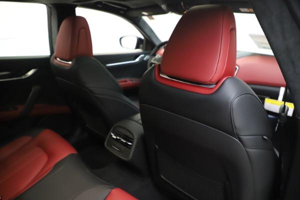 New 2020 Maserati Ghibli S Q4 GranSport for sale Sold at Alfa Romeo of Greenwich in Greenwich CT 06830 28