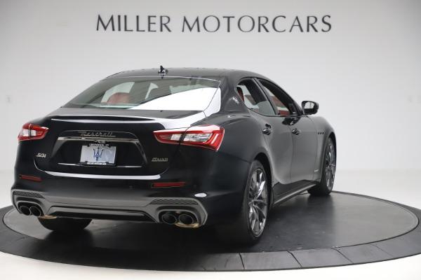 New 2020 Maserati Ghibli S Q4 GranSport for sale Sold at Alfa Romeo of Greenwich in Greenwich CT 06830 7