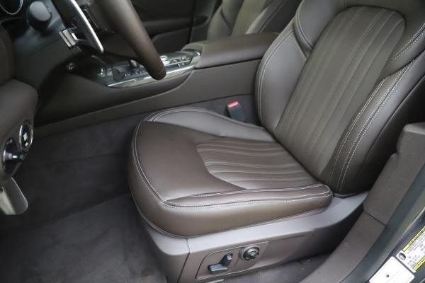 New 2020 Maserati Levante Q4 GranLusso for sale $87,885 at Alfa Romeo of Greenwich in Greenwich CT 06830 15