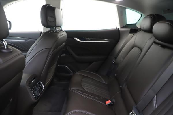 New 2020 Maserati Levante Q4 GranLusso for sale $87,885 at Alfa Romeo of Greenwich in Greenwich CT 06830 19