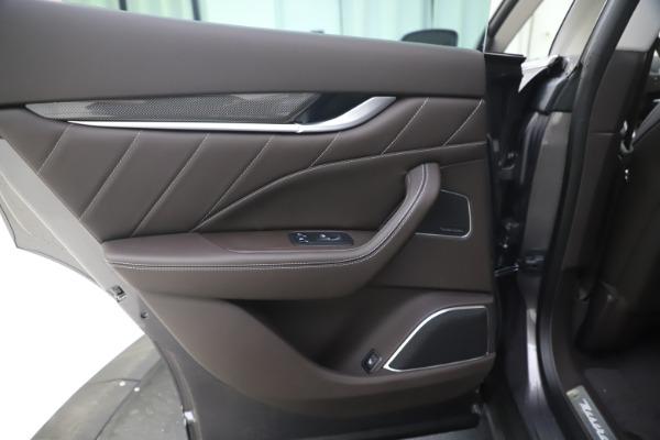 New 2020 Maserati Levante Q4 GranLusso for sale $87,885 at Alfa Romeo of Greenwich in Greenwich CT 06830 21