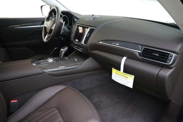 New 2020 Maserati Levante Q4 GranLusso for sale $87,885 at Alfa Romeo of Greenwich in Greenwich CT 06830 22