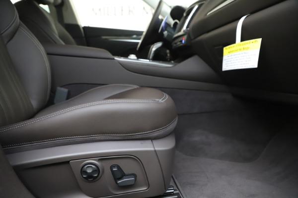 New 2020 Maserati Levante Q4 GranLusso for sale $87,885 at Alfa Romeo of Greenwich in Greenwich CT 06830 23