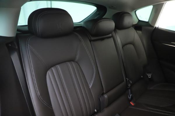 New 2020 Maserati Levante Q4 GranLusso for sale $87,885 at Alfa Romeo of Greenwich in Greenwich CT 06830 26