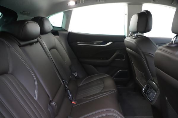 New 2020 Maserati Levante Q4 GranLusso for sale $87,885 at Alfa Romeo of Greenwich in Greenwich CT 06830 27