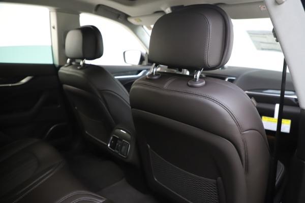 New 2020 Maserati Levante Q4 GranLusso for sale $87,885 at Alfa Romeo of Greenwich in Greenwich CT 06830 28