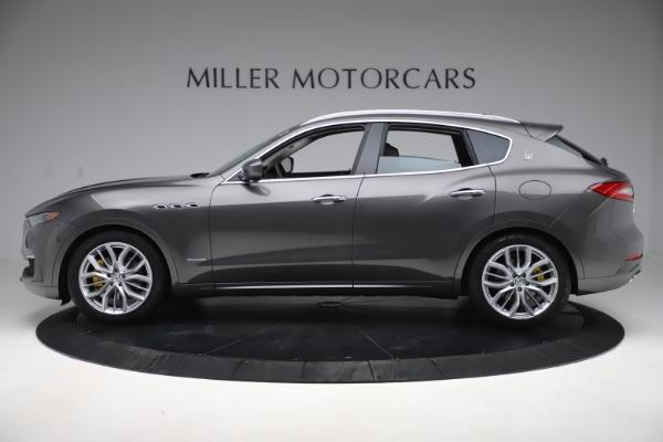 New 2020 Maserati Levante Q4 GranLusso for sale $87,885 at Alfa Romeo of Greenwich in Greenwich CT 06830 3