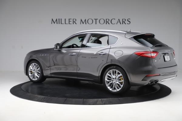 New 2020 Maserati Levante Q4 GranLusso for sale $87,885 at Alfa Romeo of Greenwich in Greenwich CT 06830 4