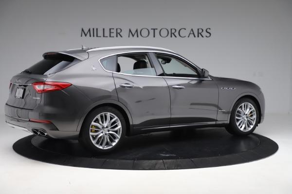 New 2020 Maserati Levante Q4 GranLusso for sale $87,885 at Alfa Romeo of Greenwich in Greenwich CT 06830 8