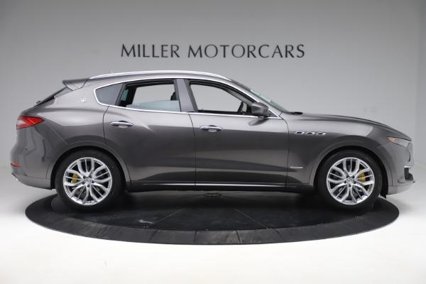 New 2020 Maserati Levante Q4 GranLusso for sale $87,885 at Alfa Romeo of Greenwich in Greenwich CT 06830 9