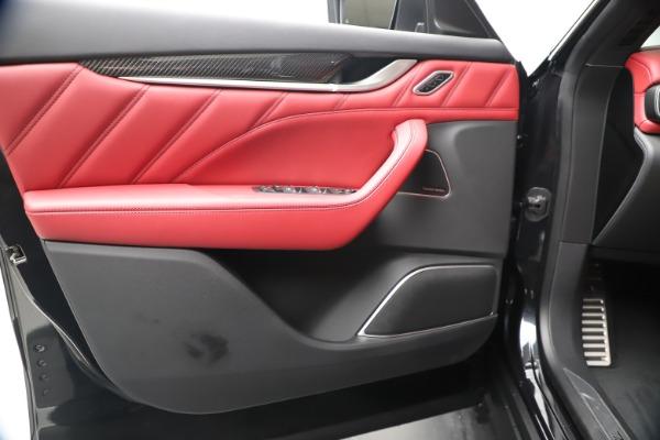 New 2020 Maserati Levante S Q4 GranSport for sale $103,585 at Alfa Romeo of Greenwich in Greenwich CT 06830 17