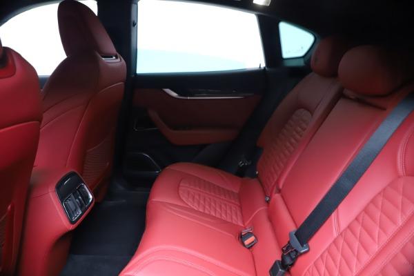 New 2020 Maserati Levante S Q4 GranSport for sale $103,585 at Alfa Romeo of Greenwich in Greenwich CT 06830 19