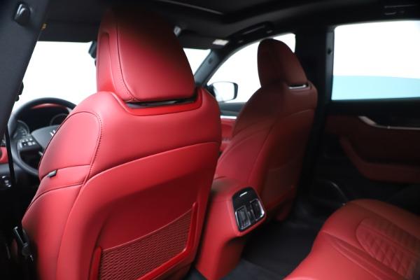 New 2020 Maserati Levante S Q4 GranSport for sale $103,585 at Alfa Romeo of Greenwich in Greenwich CT 06830 20