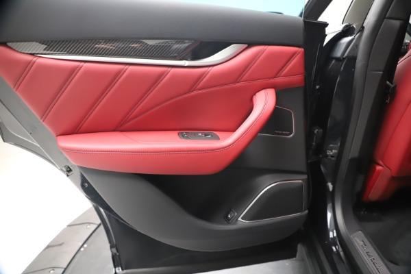 New 2020 Maserati Levante S Q4 GranSport for sale $103,585 at Alfa Romeo of Greenwich in Greenwich CT 06830 21