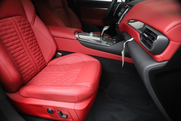 New 2020 Maserati Levante S Q4 GranSport for sale $103,585 at Alfa Romeo of Greenwich in Greenwich CT 06830 24