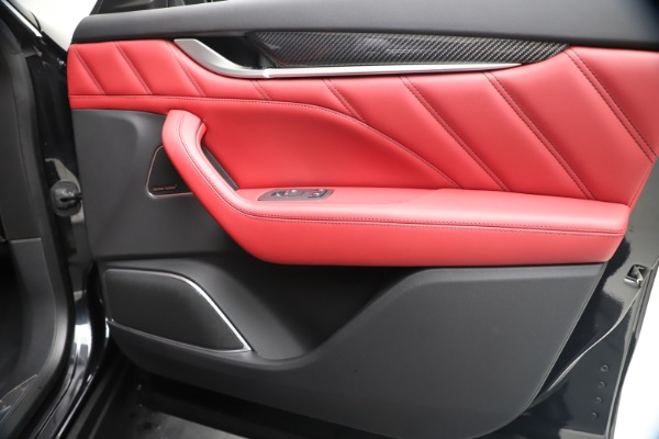 New 2020 Maserati Levante S Q4 GranSport for sale $103,585 at Alfa Romeo of Greenwich in Greenwich CT 06830 25