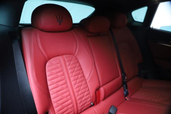 New 2020 Maserati Levante S Q4 GranSport for sale $103,585 at Alfa Romeo of Greenwich in Greenwich CT 06830 26
