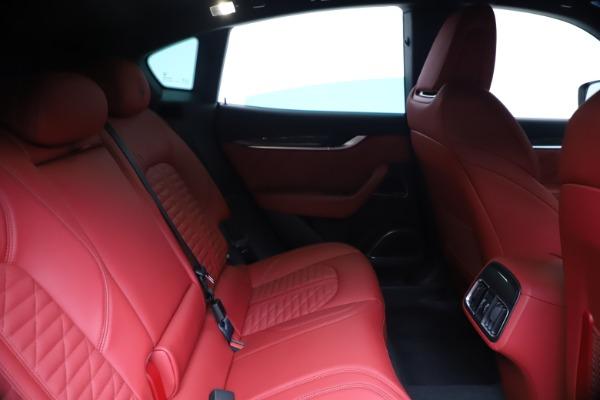 New 2020 Maserati Levante S Q4 GranSport for sale $103,585 at Alfa Romeo of Greenwich in Greenwich CT 06830 27