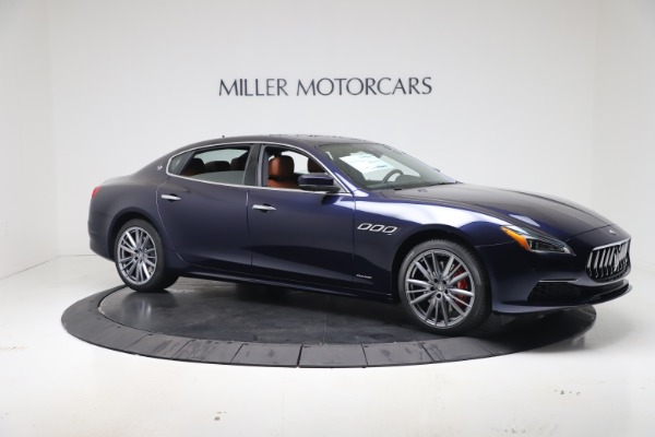 New 2020 Maserati Quattroporte S Q4 GranLusso for sale $117,935 at Alfa Romeo of Greenwich in Greenwich CT 06830 10