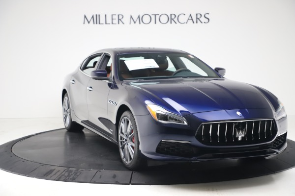New 2020 Maserati Quattroporte S Q4 GranLusso for sale $117,935 at Alfa Romeo of Greenwich in Greenwich CT 06830 11