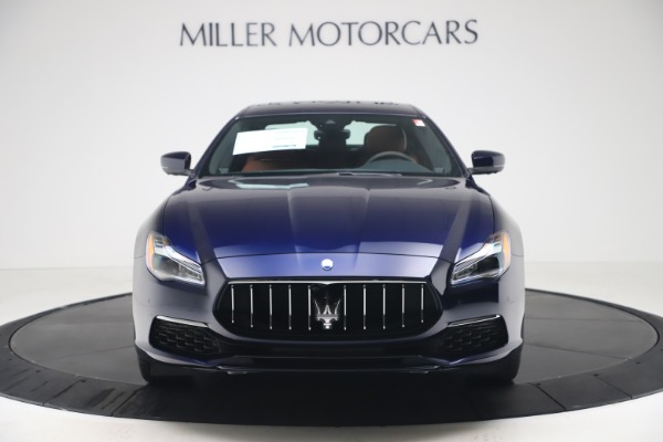 New 2020 Maserati Quattroporte S Q4 GranLusso for sale $117,935 at Alfa Romeo of Greenwich in Greenwich CT 06830 12