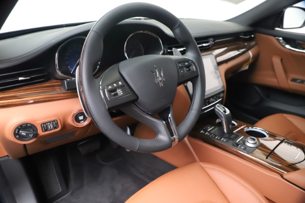 New 2020 Maserati Quattroporte S Q4 GranLusso for sale $117,935 at Alfa Romeo of Greenwich in Greenwich CT 06830 13