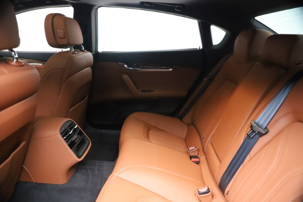 New 2020 Maserati Quattroporte S Q4 GranLusso for sale $117,935 at Alfa Romeo of Greenwich in Greenwich CT 06830 19