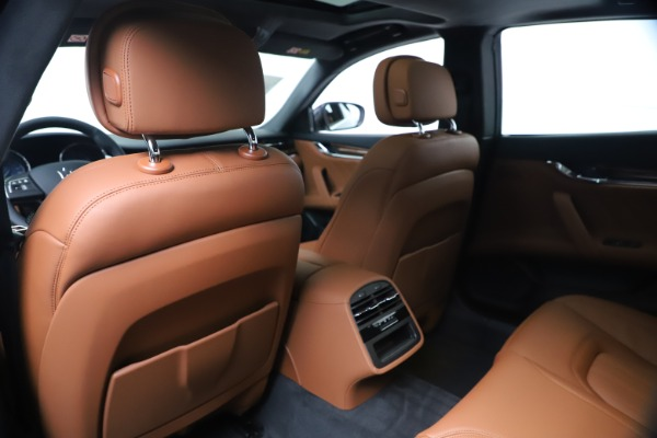 New 2020 Maserati Quattroporte S Q4 GranLusso for sale $117,935 at Alfa Romeo of Greenwich in Greenwich CT 06830 20