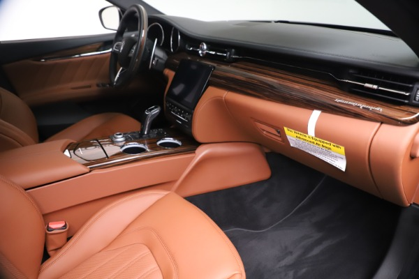 New 2020 Maserati Quattroporte S Q4 GranLusso for sale $117,935 at Alfa Romeo of Greenwich in Greenwich CT 06830 22