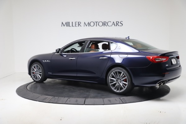 New 2020 Maserati Quattroporte S Q4 GranLusso for sale $117,935 at Alfa Romeo of Greenwich in Greenwich CT 06830 4