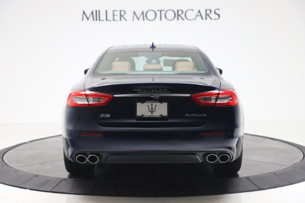 New 2020 Maserati Quattroporte S Q4 GranLusso for sale $117,935 at Alfa Romeo of Greenwich in Greenwich CT 06830 6