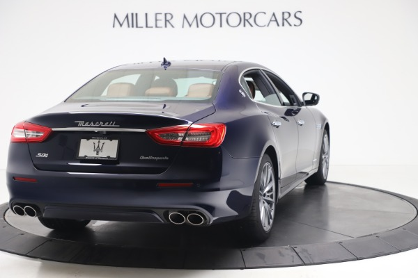 New 2020 Maserati Quattroporte S Q4 GranLusso for sale $117,935 at Alfa Romeo of Greenwich in Greenwich CT 06830 7